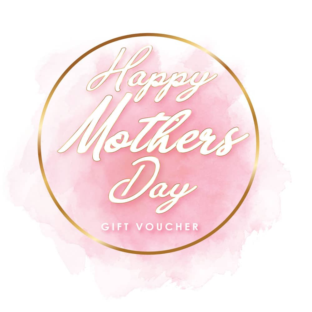 Satin Candy Mothers Day Gift Voucher